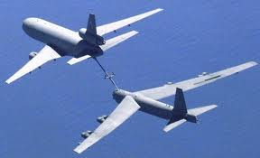 Refueling planes