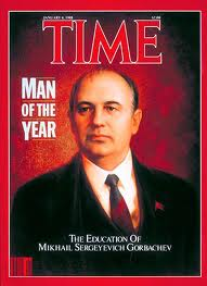 Gorbachev Time Cover