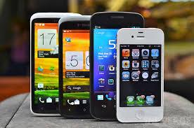 smartphone array